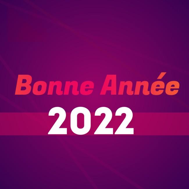 2022 Bonne annee Image Voeux