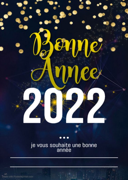 Image Humour Bonne annee 2022