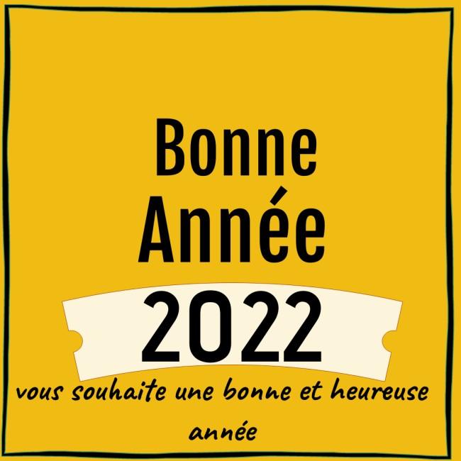Humour de Bonne annee 2022