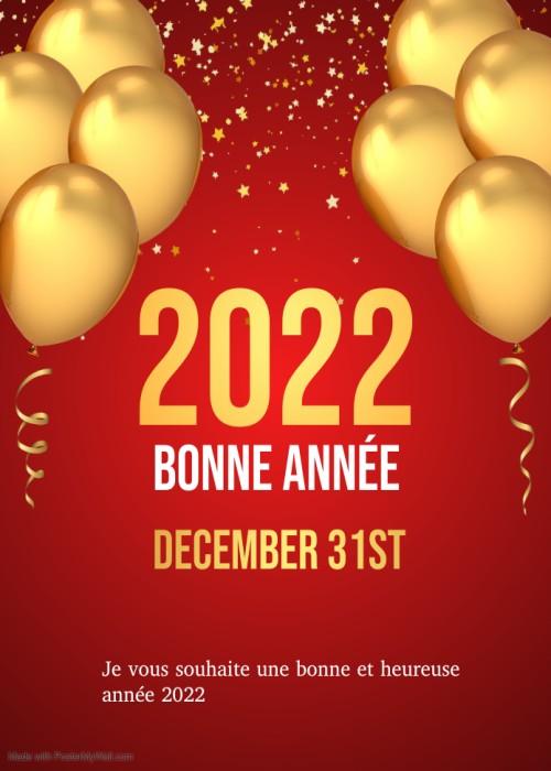 Humour Bonne année 2022