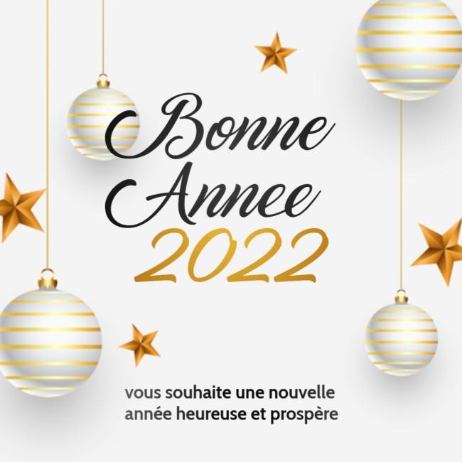 Image De Bonne annee 2022