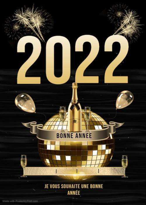 Humour Bonne annee 2022 Drole