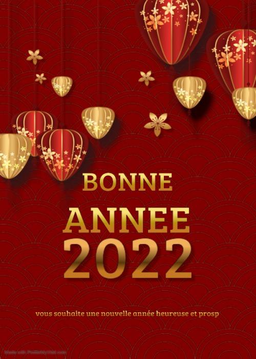 2022 Texte de Humour Bonne annee