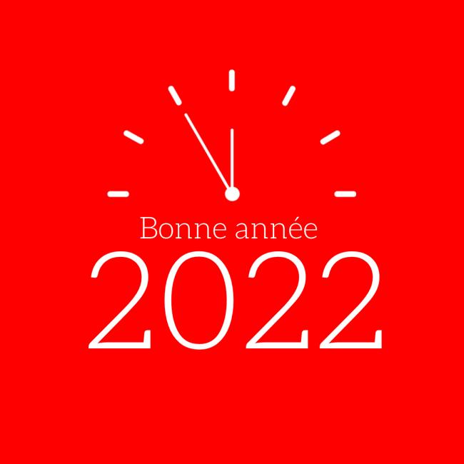 Bonne année 2022 Images Nouvel an