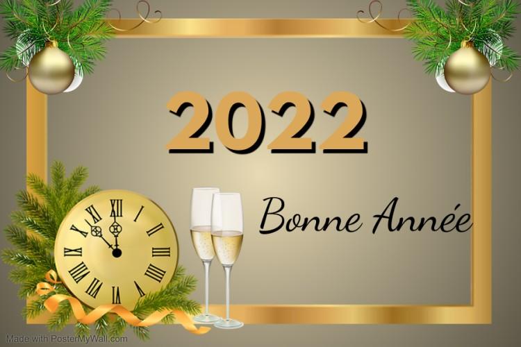 Carte de Voeux 2022 Images Humour